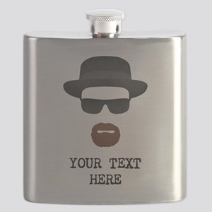 [Your Text] Heisenberg Flask